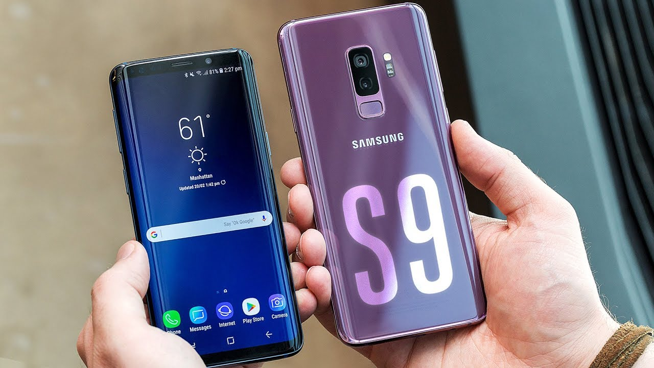 Samsung starts android pie rollout for S9 in Europe | Pakistan Shia