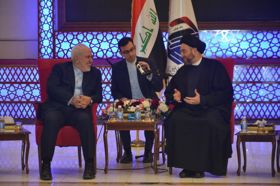 Cleric: Iraq determined to cement ties with Iran despite US