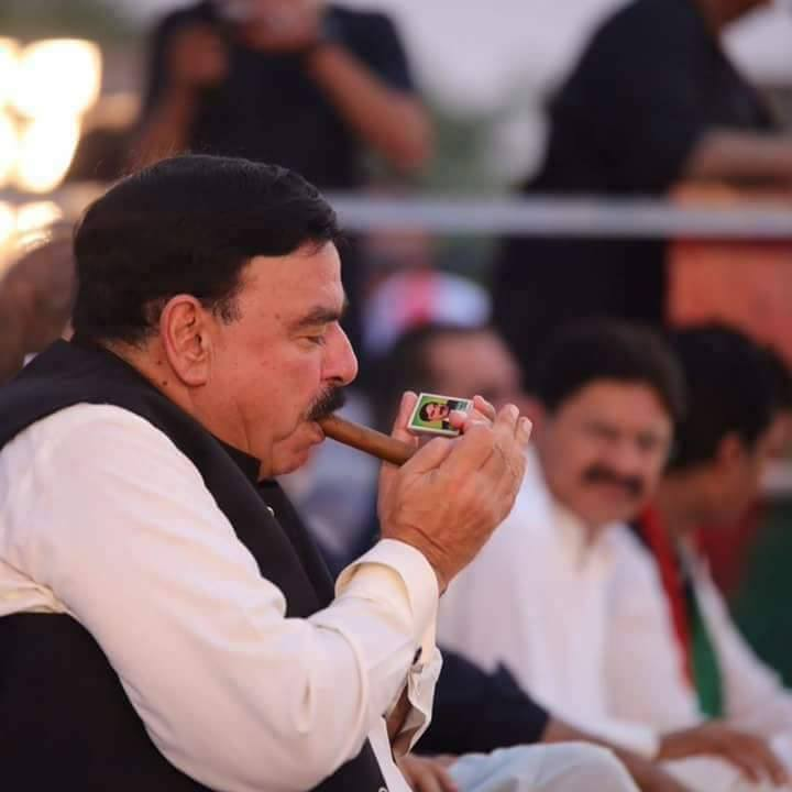 Sheikh Rasheed is Going to Live on a Train for a Month for a