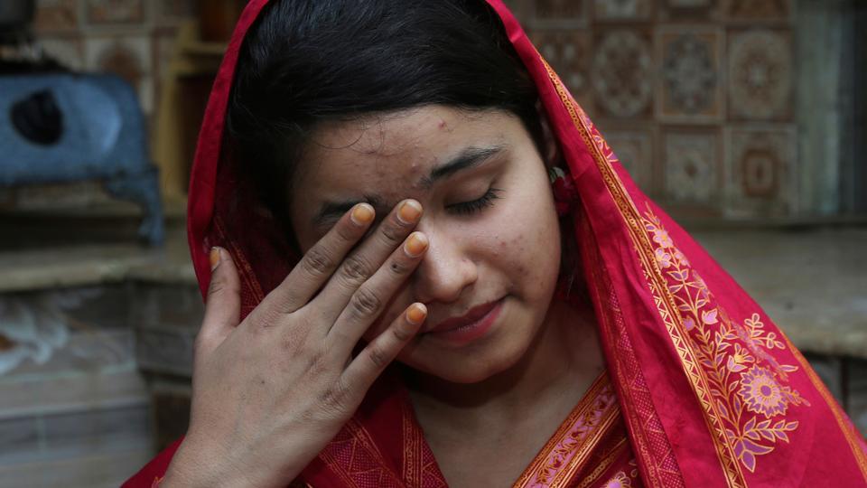 Pakistani girls trafficked to China in new 'bride market