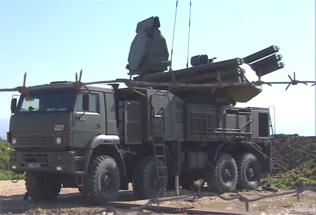 Is Pakistan buying state of the art missile defence system from